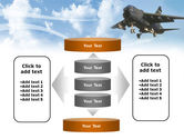 Aircraft Free PowerPoint Template#13