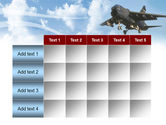 Aircraft Free PowerPoint Template#15