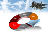 Aircraft Free PowerPoint Template#19