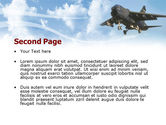 Aircraft Free PowerPoint Template#2