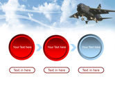 Aircraft Free PowerPoint Template#5