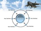 Aircraft Free PowerPoint Template#7