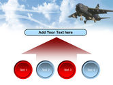 Aircraft Free PowerPoint Template#8
