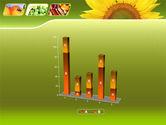 Sunflower PowerPoint Template#17