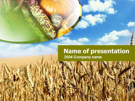 Agriculture free powerpoint template backgrounds 00072 agriculture free powerpoint template 00072 free powerpoint backgrounds poweredtemplate toneelgroepblik Choice Image