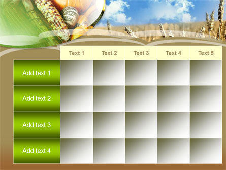 Agriculture Free PowerPoint Template Slide 15