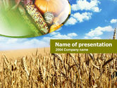 Free PowerPoint Backgrounds: Agriculture Free PowerPoint Template #00072