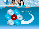 Medical Staff On Duty PowerPoint Template#11