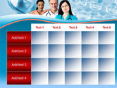 Medical Staff On Duty PowerPoint Template#15