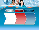 Medical Staff On Duty PowerPoint Template#16