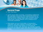 Medical Staff On Duty PowerPoint Template#2