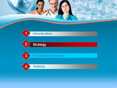 Medical Staff On Duty PowerPoint Template#3