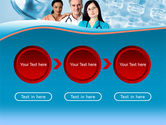 Medical Staff On Duty PowerPoint Template#5