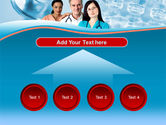 Medical Staff On Duty PowerPoint Template#8