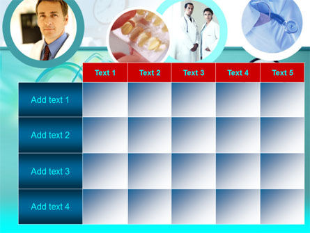 Medical Presentation PowerPoint Template Slide 15