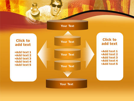 Beer PowerPoint Template Slide 13