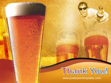 Beer PowerPoint Template Slide 20