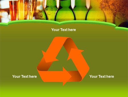 Beer Bottles PowerPoint Template Slide 10