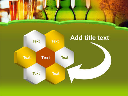 Beer Bottles PowerPoint Template Slide 11