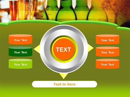 Beer Bottles PowerPoint Template Slide 12