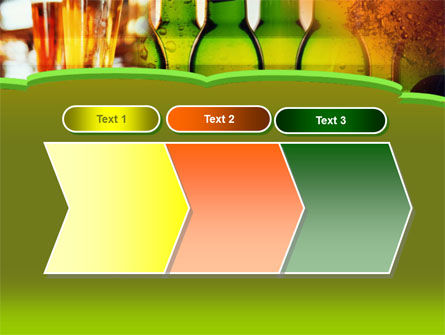 Beer Bottles PowerPoint Template Slide 16