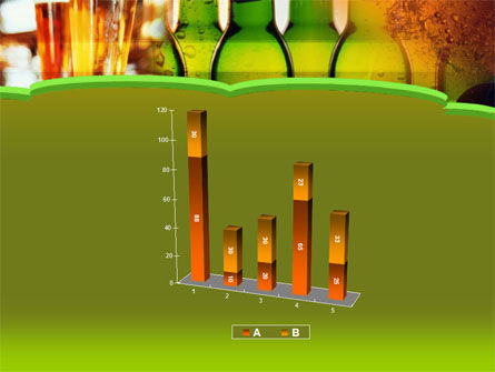 Beer Bottles PowerPoint Template Slide 17