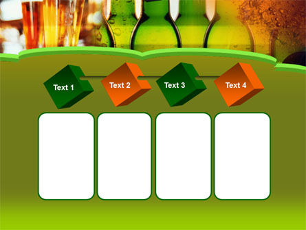 Beer Bottles PowerPoint Template Slide 18