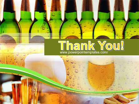 Beer Bottles PowerPoint Template Slide 20