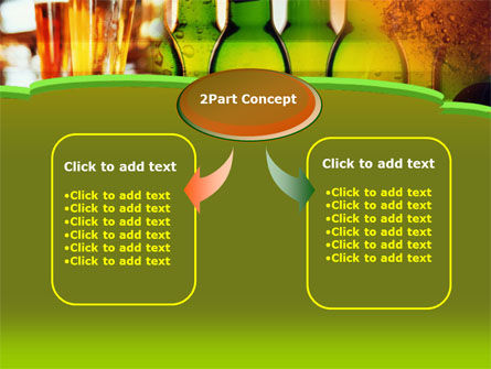 Beer Bottles PowerPoint Template Slide 4