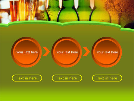 Beer Bottles PowerPoint Template Slide 5