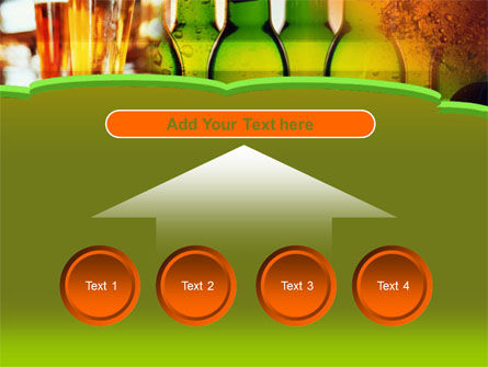 Beer Bottles PowerPoint Template Slide 8