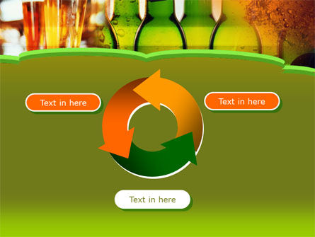 Beer Bottles PowerPoint Template Slide 9