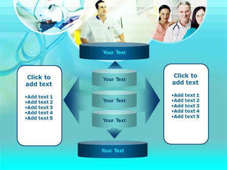 Nurse On Duty PowerPoint Template Slide 13