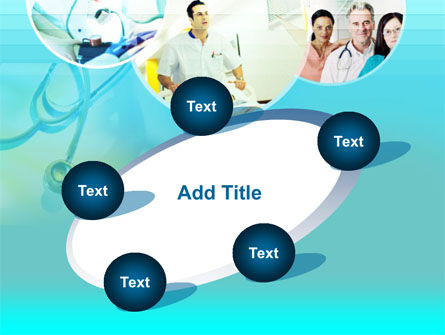 Nurse On Duty PowerPoint Template Slide 14