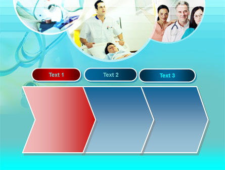 Nurse On Duty PowerPoint Template Slide 16