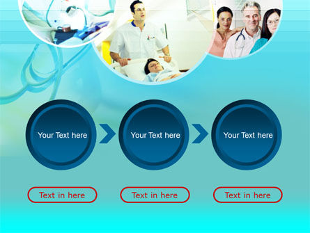 Nurse On Duty PowerPoint Template Slide 5