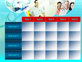 Nurse On Duty PowerPoint Template#15