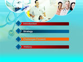 Nurse On Duty PowerPoint Template#3