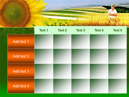 Agronomy PowerPoint Template Slide 15