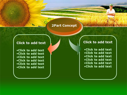 Agronomy PowerPoint Template Slide 4