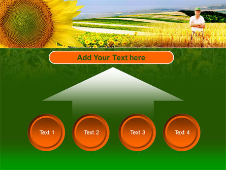 Agronomy PowerPoint Template Slide 8