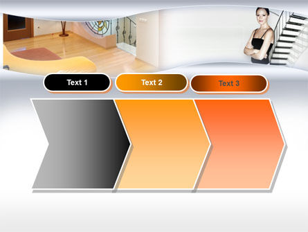 Interior Design PowerPoint Template Slide 16