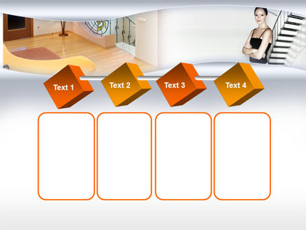 Interior Design PowerPoint Template Slide 18