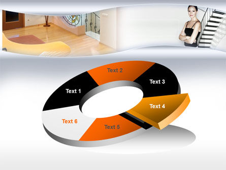 Interior Design PowerPoint Template Slide 19