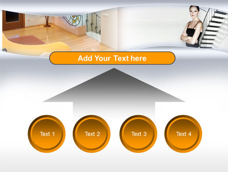 Interior Design PowerPoint Template Slide 8