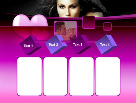Beauty and Love PowerPoint Template Slide 18