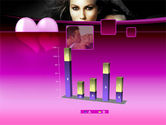 Beauty and Love PowerPoint Template#17