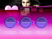 Beauty and Love PowerPoint Template#5