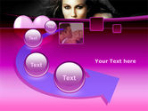 Beauty and Love PowerPoint Template#6