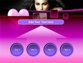 Beauty and Love PowerPoint Template#8